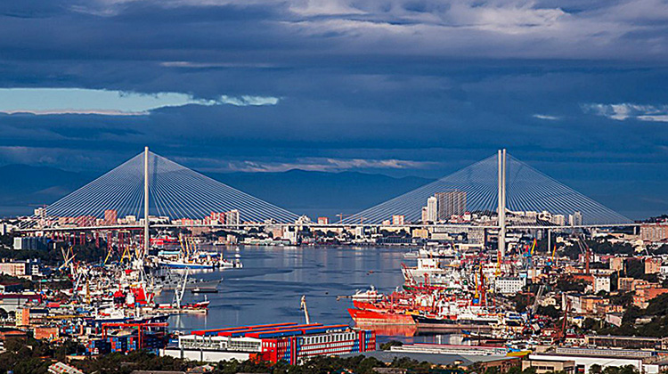 Город на Дальнем Востоке