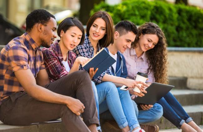 Интернациональные студенты