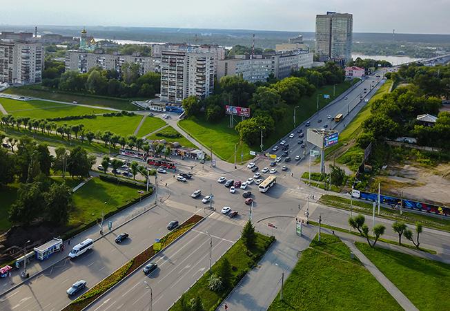 Красивая Пермь