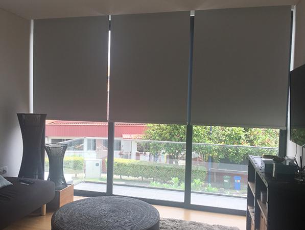 Современные рулонные шторы