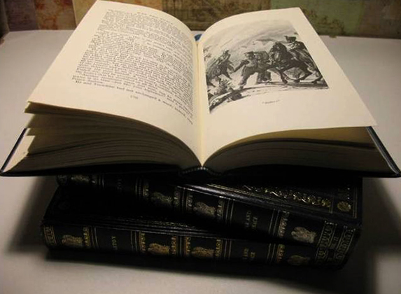 Тома книги «Война и мир»