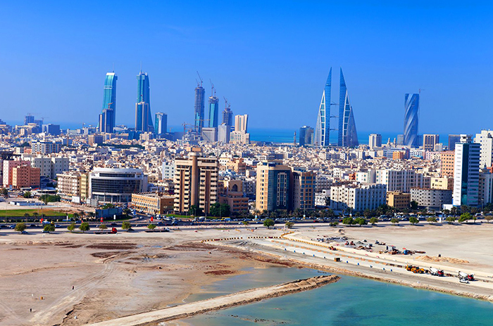 Красивый Бахрейн