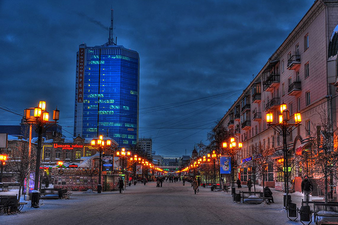 Улица Челябинска