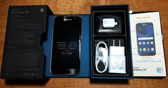 Комплект Samsung Galaxy S7