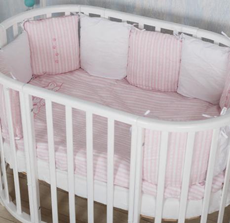 Большая кроватка