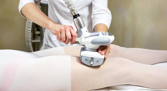 LPG массаж ног