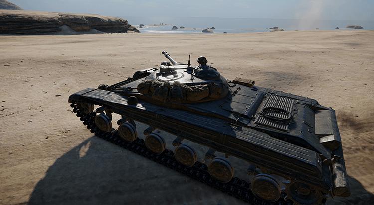 ЛТ-432 на поле боя