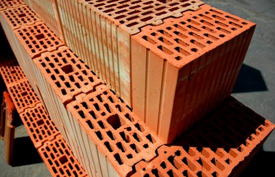 Новые керамические блоки
