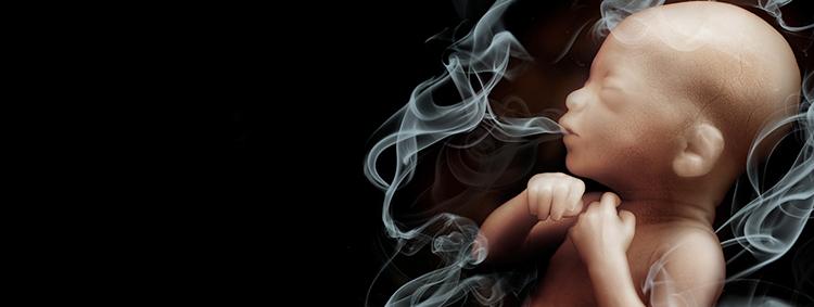 Последствия курения для ребенка