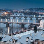 Прага зимой — стоит ли ехать, плюсы и минусы