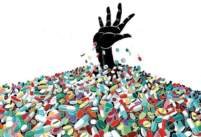 Негативный эффект антидепрессантов