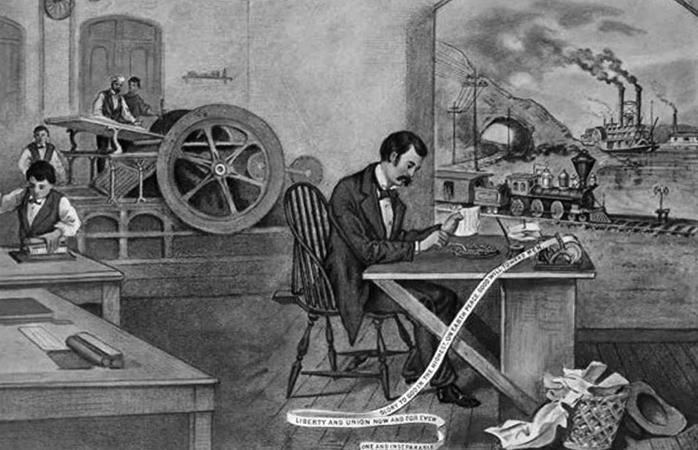 Промышленность 19 века