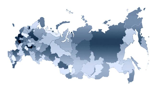 Россия — федеративное государство