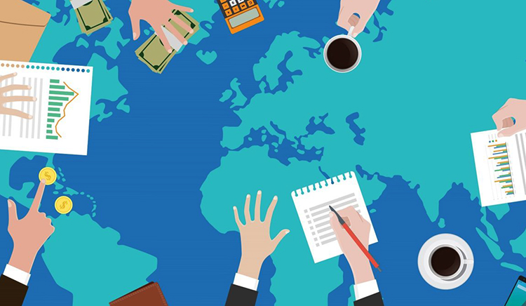 Торговля в мире