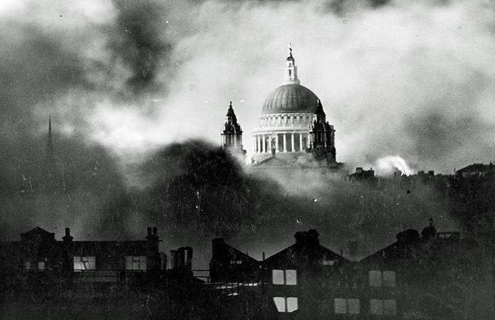 Разрушения второй мировой войны