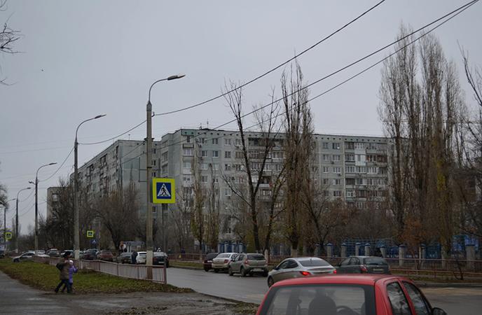 Жизнь в Волгограде