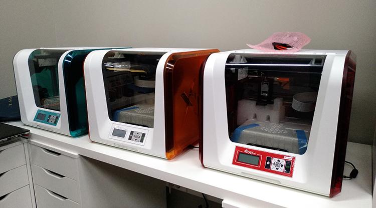 Выбор 3D-принтеров