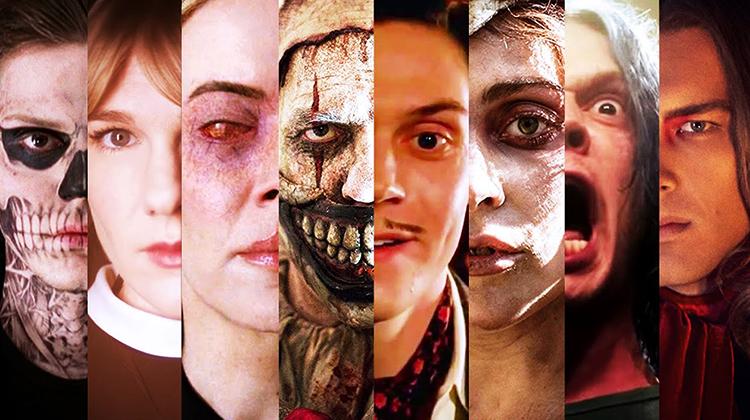 Герои сериала «Американская история ужасов»