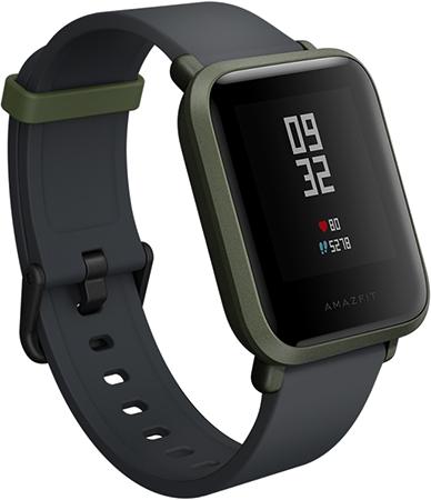 Новые часы Xiaomi Amazfit Bip
