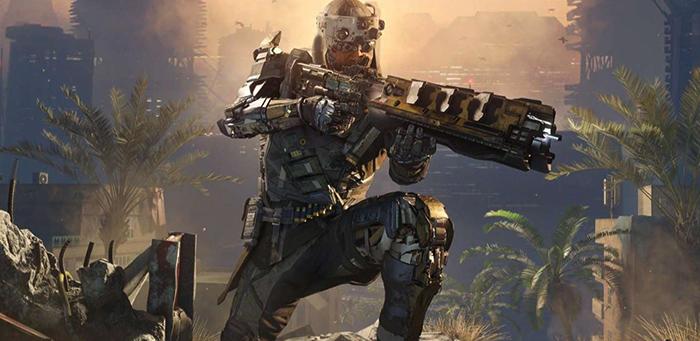 Герой игры Call of Duty: Black Ops 4