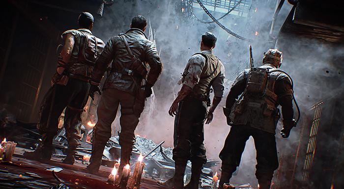 Персонажи игры Call of Duty: Black Ops 4