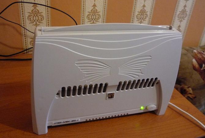 Ионизатор воздуха дома