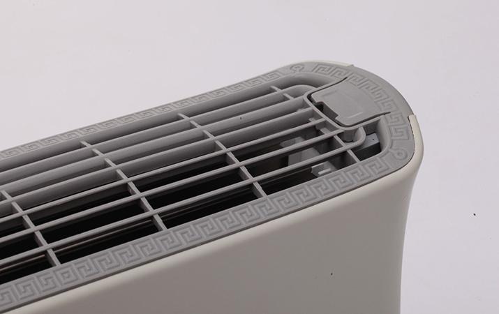 Работа ионизатора воздуха