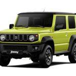 Внедорожник Suzuki Jimny: плюсы и минусы