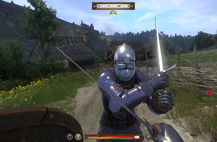 Игра в Kingdom Come: Deliverance