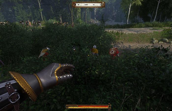 В игре Kingdom Come: Deliverance