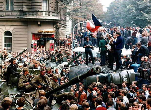 Кризис в Чехословакии