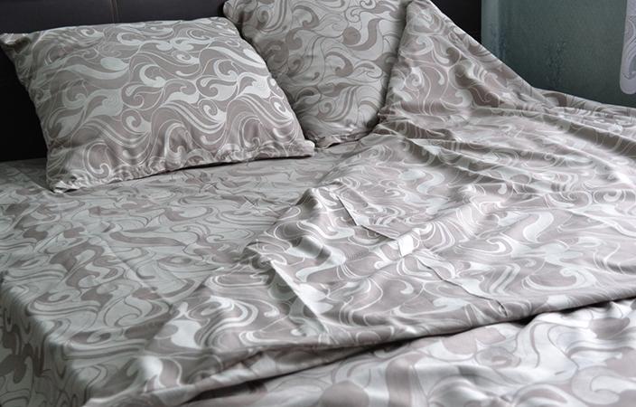Новое постельное белье из микрофибры