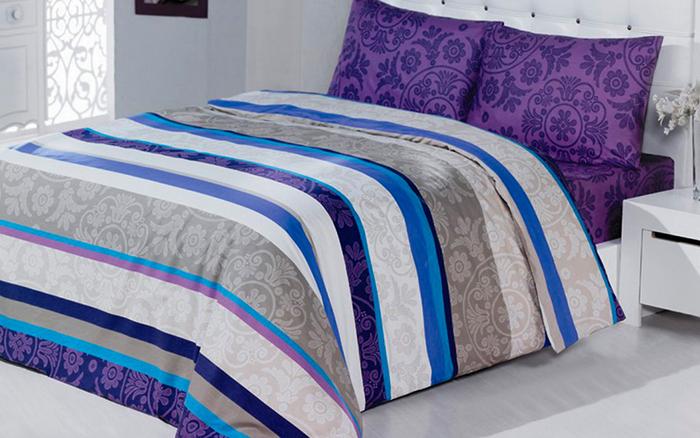Красивое постельное белье из микрофибры