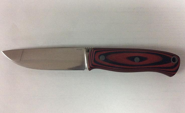 Новый нож к340