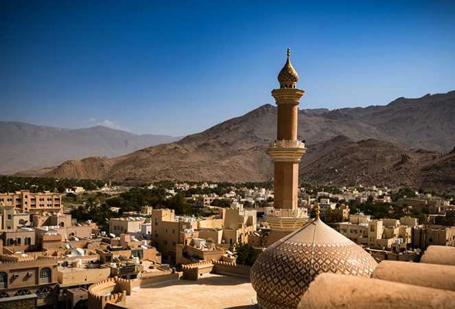 Красоты Омана