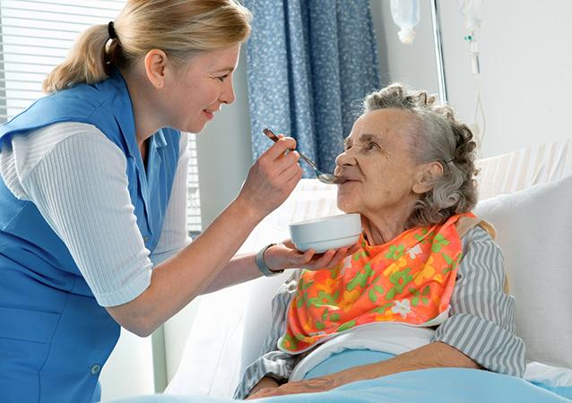 Опекунство над бабушкой