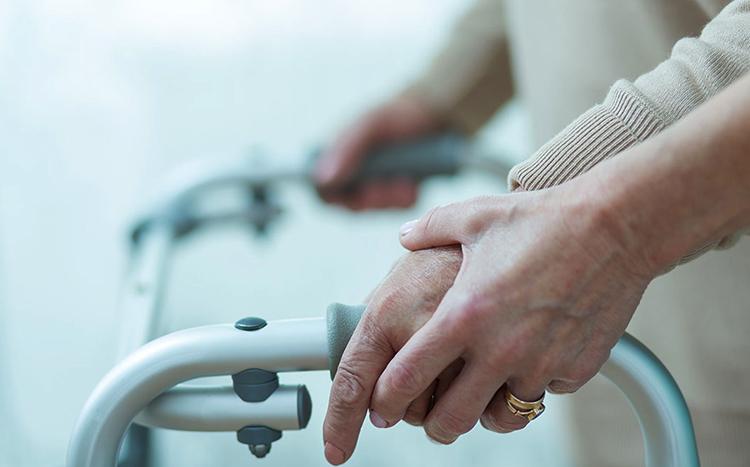 Помощь старому человеку