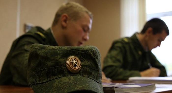 Учеба военных переводчиков