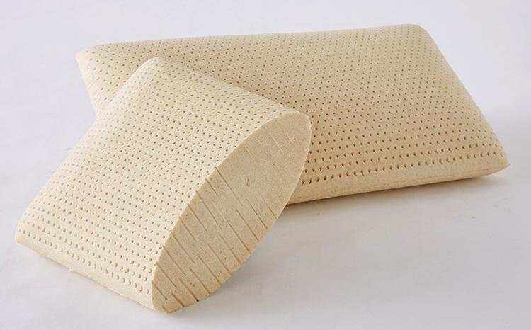 Современная подушка из латекса