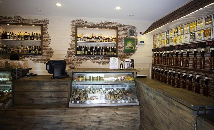Новый магазин с пивом