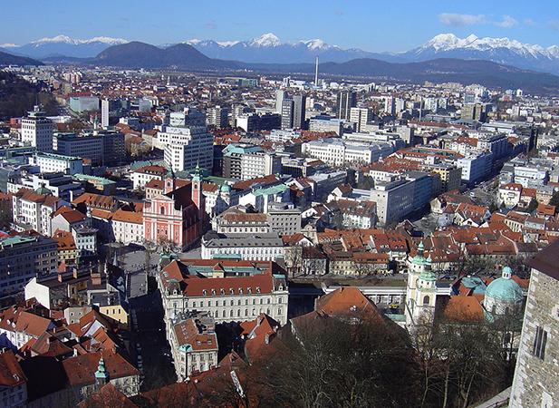 Город в Словении