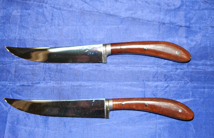 Два ножа 40х13