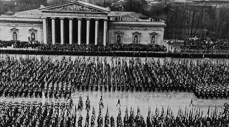 Армия тоталитарного государства