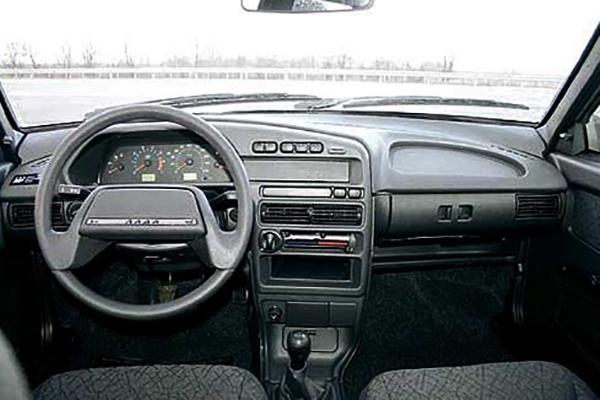 Салон ВАЗ-2115
