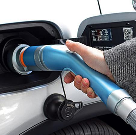 Заправка водородным топливом