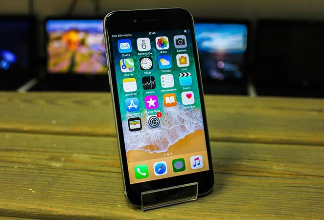 Смартфон Айфон 6s