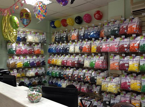 Салон воздушных шаров