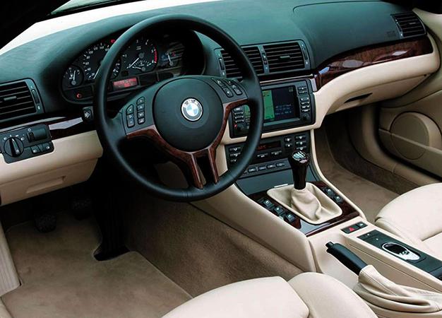 Салон BMW E46