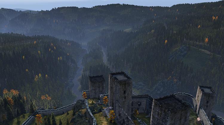 Фрагмент из игры DayZ