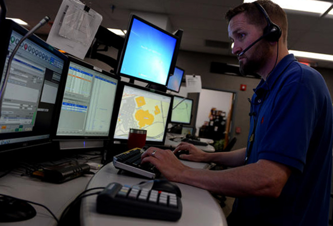 Диспетчер за работой